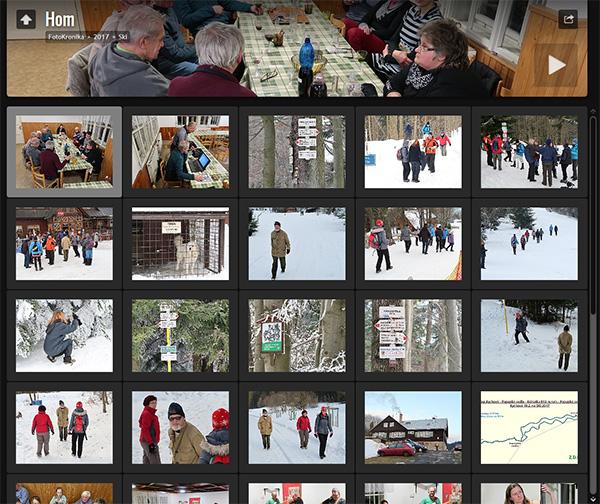 Fotky ze Ski & Teleskopy 2017 - Hom
