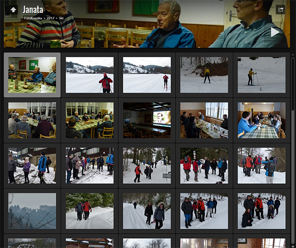 Fotky ze Ski & Teleskopy 2017 - Janata